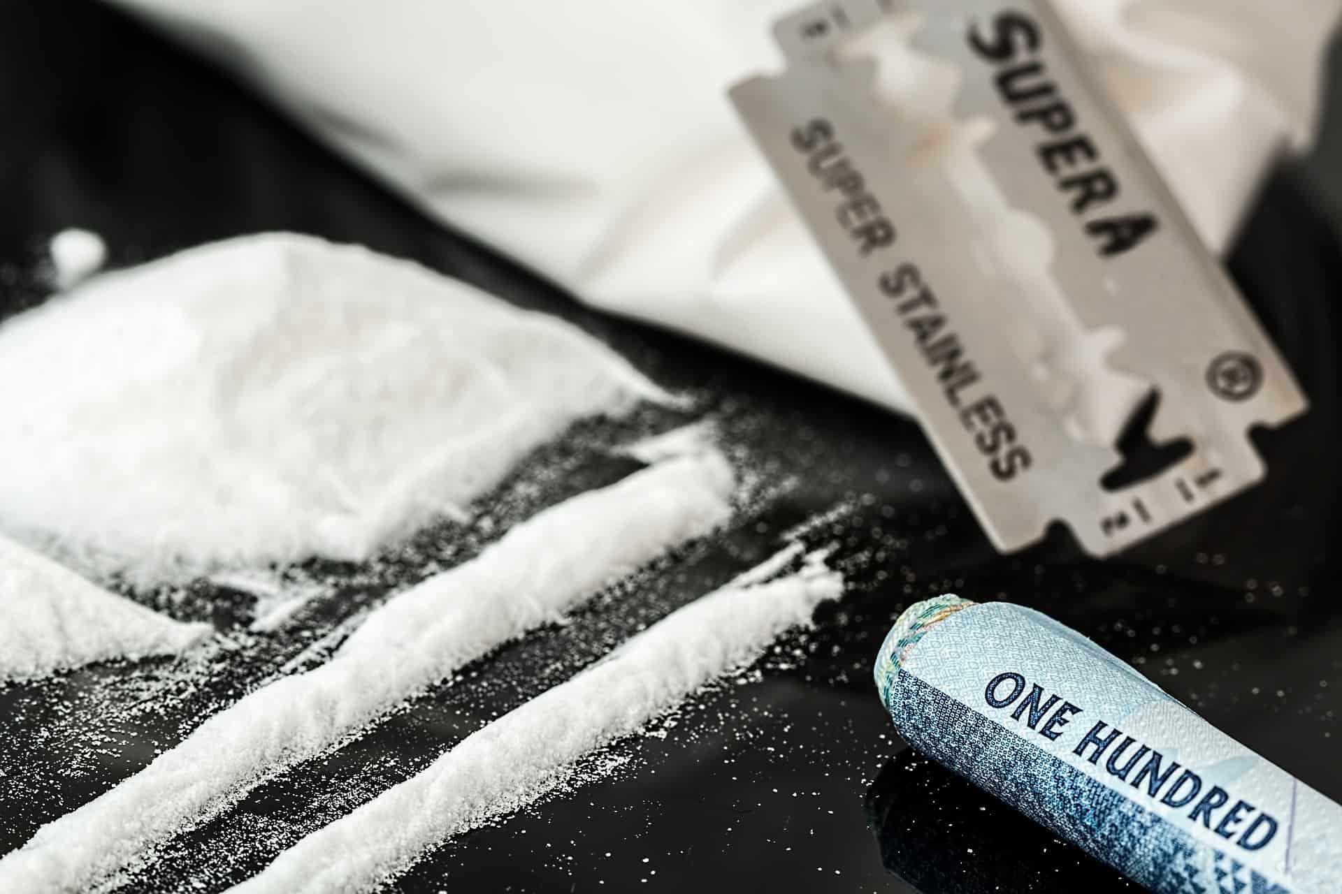 Cocaine identification